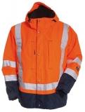 Tranemo Winterjacke T-TEX Pro orange