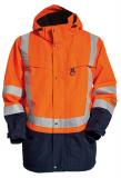 Tranemo Winteparka T-Tex Pro orange Größe 4XL