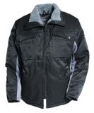 Tranemo Winterjacke Comfort-Plus grau/schwarz Größe S