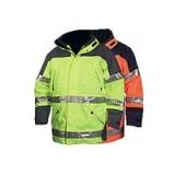 Tranemo Winterparka T-TEX 4190 46 orange Größe S